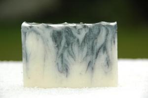 Kalleo Ebony Overflow handmade soap
